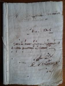 Archivo Histórico Provincial de Las Palmas, Protocolos Notariales, Las Palmas, leg. 1474.