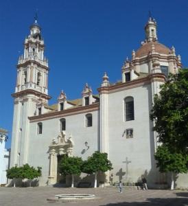 Parroquia de San Pedro Apóstol. Peñaflor, Sevilla, 12 de abril de 2015.